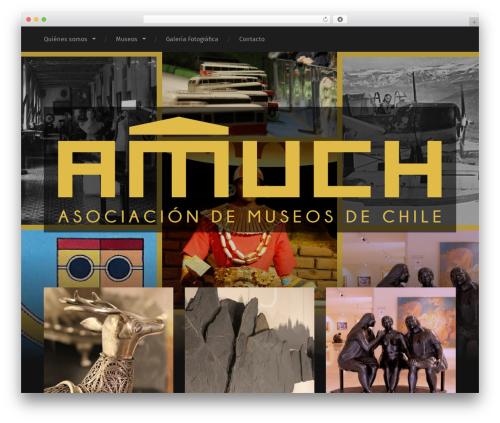Garfunkel best free WordPress theme - amuch.org