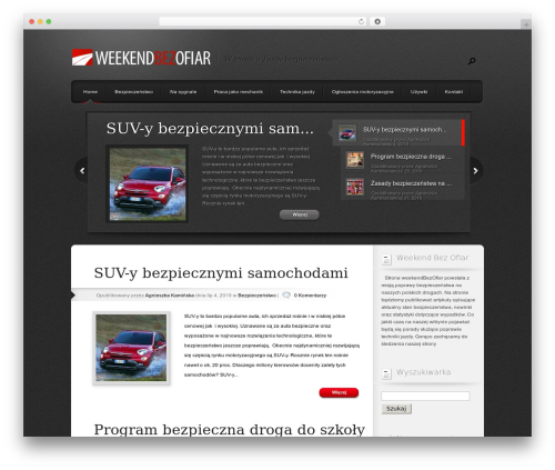 Free WordPress Anti-Captcha (anti-spam botblocker) plugin - weekendbezofiar.pl