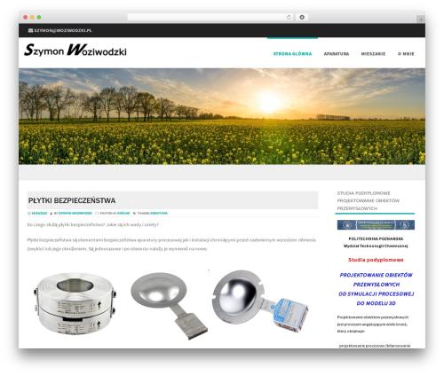 Formation WordPress theme download - woziwodzki.pl