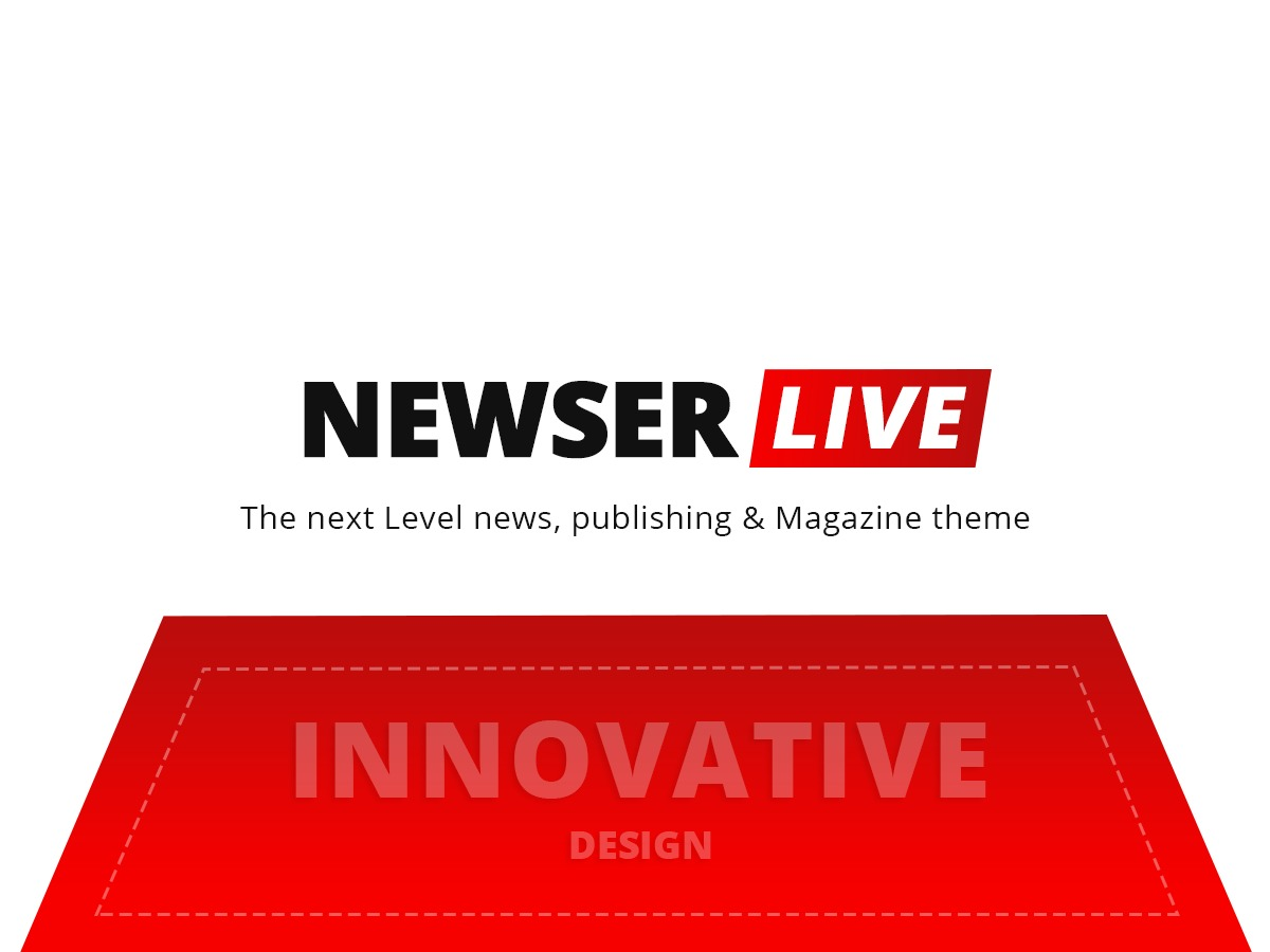 Newser WordPress magazine theme