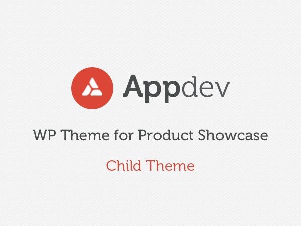 Template WordPress Appdev Child