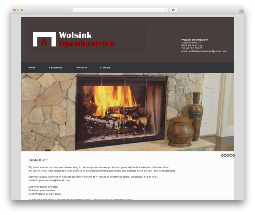 Free WordPress Page Builder by SiteOrigin plugin - wolsinkopenhaarden.nl