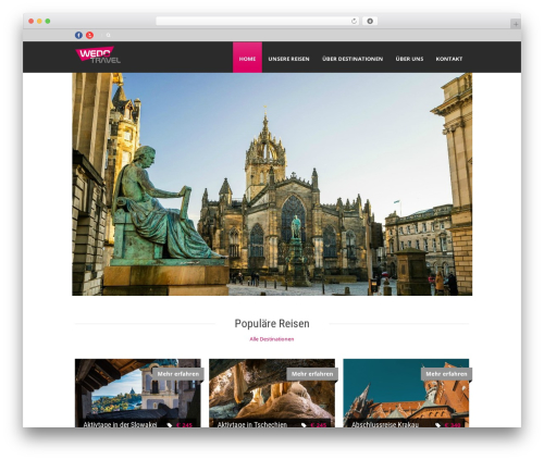WordPress final-tiles-gallery plugin - wedotravel.at