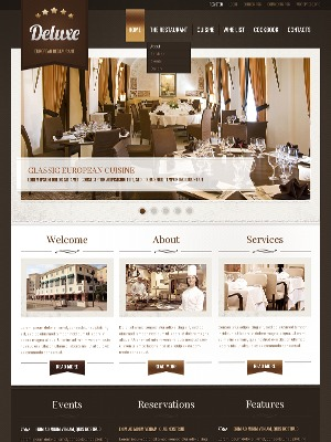 WordPress Theme 1329 WP template