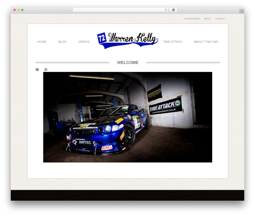 WP theme base - warrenkelly.co.uk
