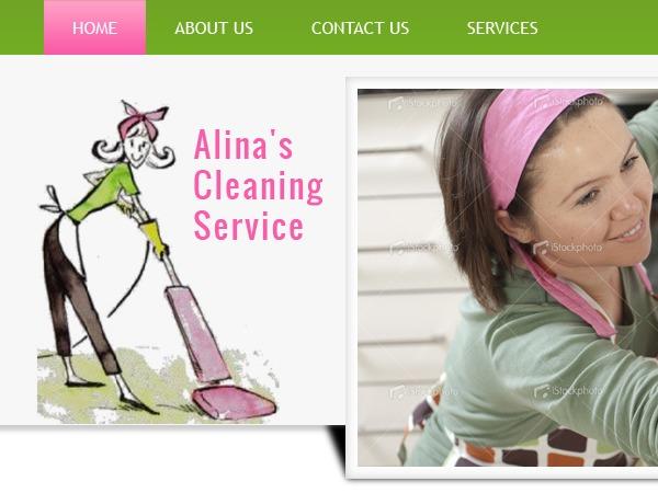 Alinas_Cleaning_Service WordPress theme