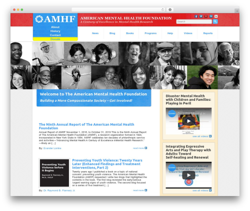 Amhf Wordpress Page Template By Host Companion
