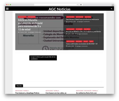 Free WordPress Meks Smart Social Widget plugin - agcnoticias.com
