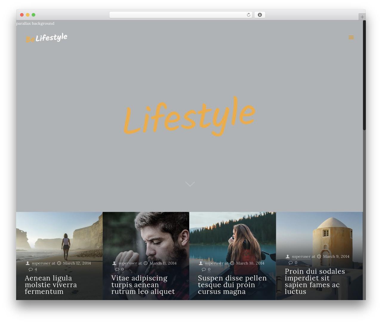 Betheme WordPress theme - abduljamil.com
