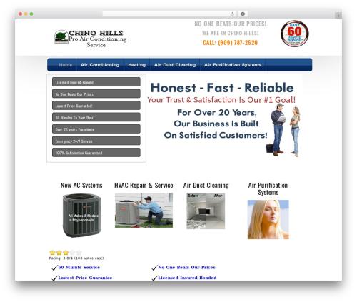 WordPress shortcodekid plugin - airconditioningchinohills.net