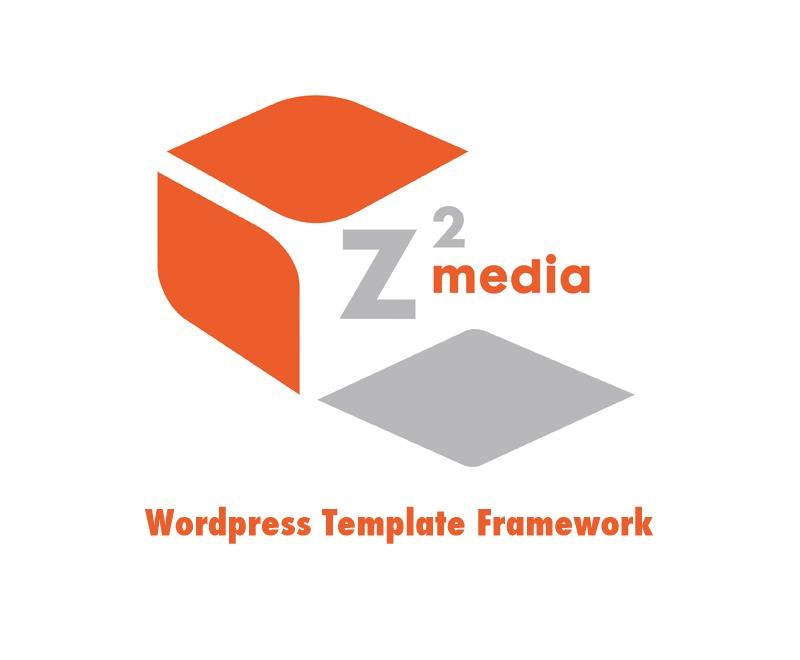 WordPress Theme Z Media Template Framework By Z Media - Mediatemplate