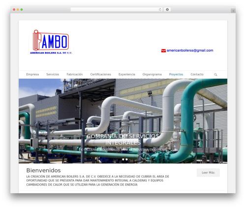 Catch Base theme WordPress free - ambo.mx