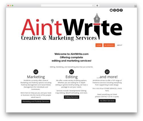 Free WordPress Jetpack by WordPress.com plugin - aintwrite.com