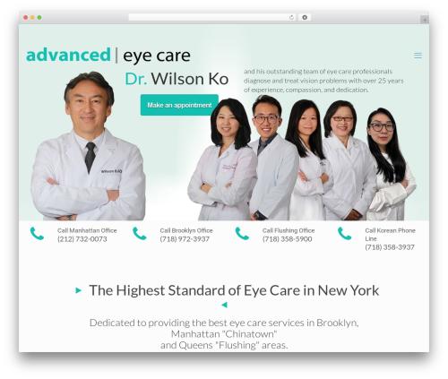 WordPress ctapro2 plugin - advancedeyecarevision.com