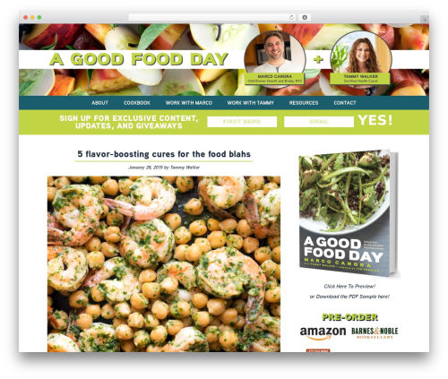 Free WordPress ARVE Advanced Responsive Video Embedder (YouTube, Vimeo, HTML5 Video …) plugin - agoodfoodday.com