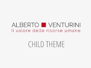 av Child WordPress page template