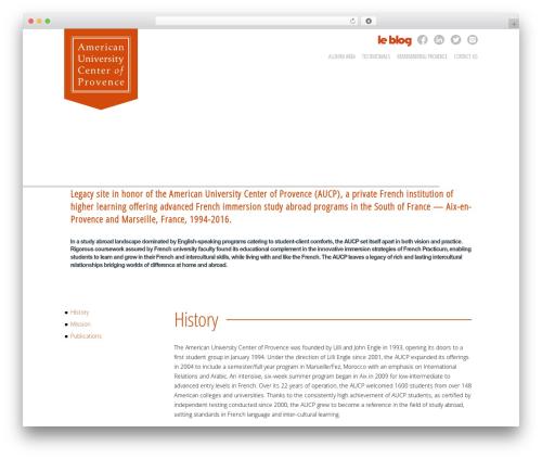 Klaus - Retina Multi-Purpose WordPress Theme business WordPress