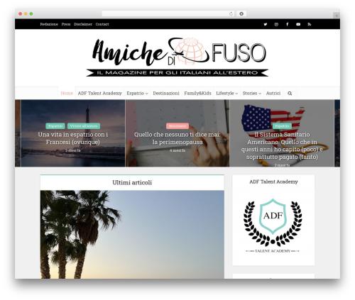 Free WordPress Meks Smart Social Widget plugin - amichedifuso.com