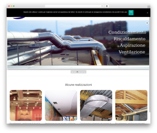 Satellite7 theme WordPress - airbrescia.it