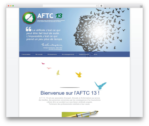 Best WordPress theme Razor - aftc13.com