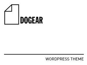 Dog Ear Template | Dog Ear Wordpress News Template By David Flindall