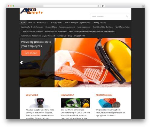 Free WordPress WP Simple Galleries plugin - abcosupplyus.com