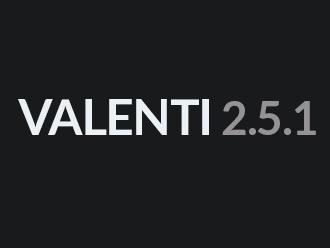 Valenti template WordPress