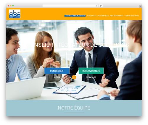 WP template Biznex - abconseil.com