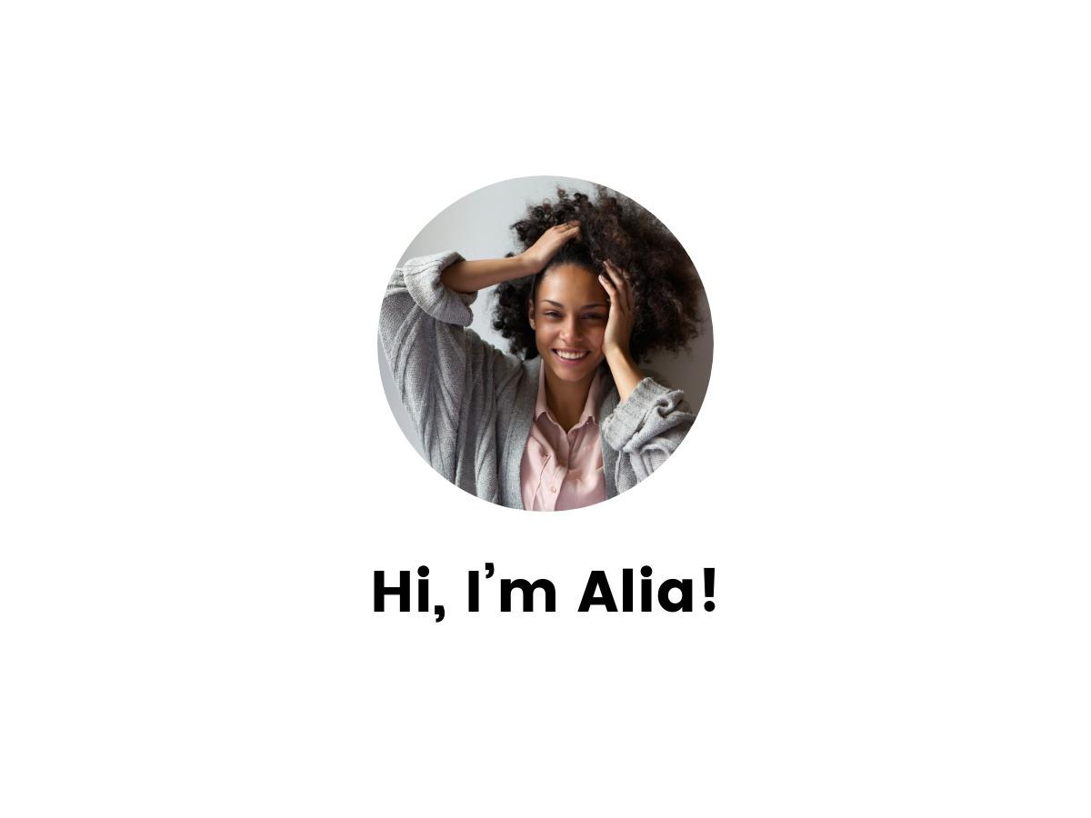 WP theme Alia
