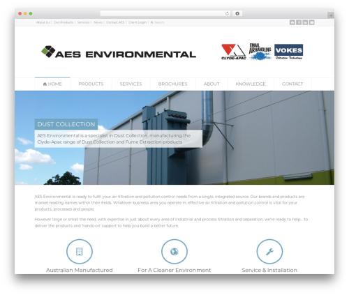 Free WordPress WP Store Locator plugin - aesenvironmental.com.au