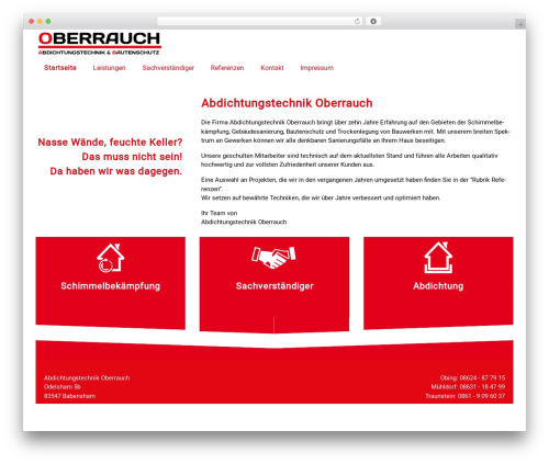 Free WordPress myStickymenu plugin - abdichtung-oberrauch.de
