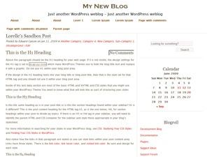 Accounting Sales WordPress store theme