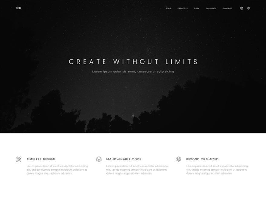 Limitless Pro WordPress theme
