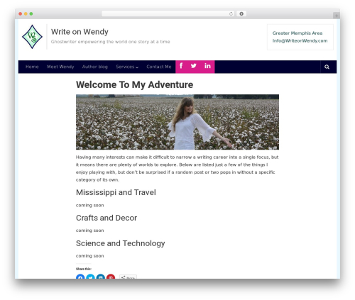 Free WordPress Slide Anything – Responsive Content / HTML Slider and Carousel plugin - writeonwendy.com