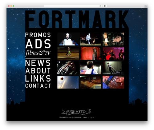 Corner WP template - fortmarkfilms.com