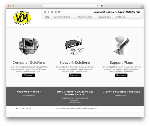 WordPress digg-digg plugin - page 4