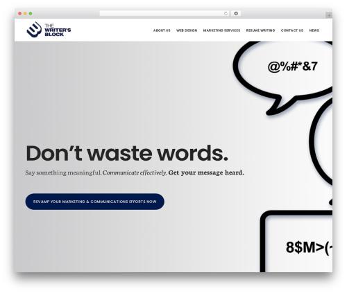 WordPress pum-scheduling plugin - writersblockservices.com