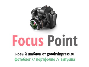 focus point WordPress theme