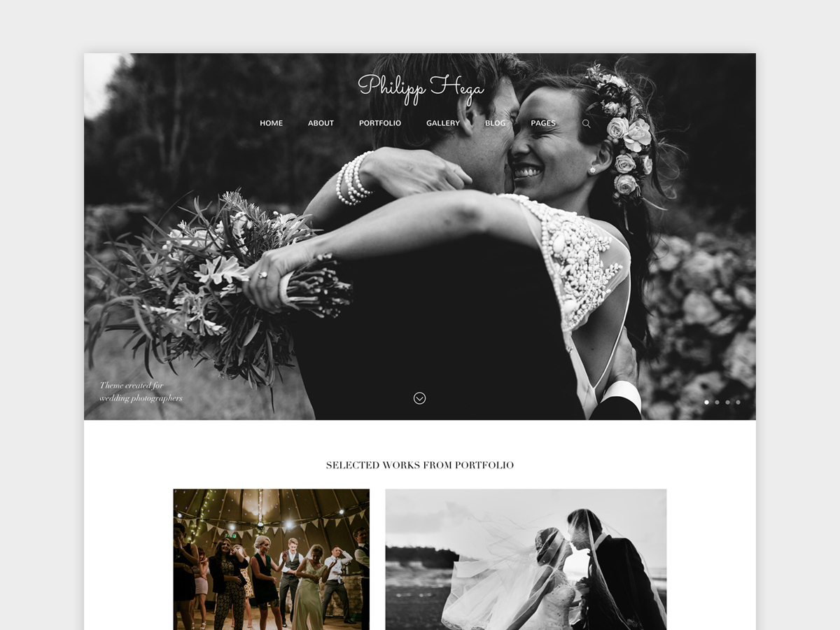 PH Theme WordPress theme image