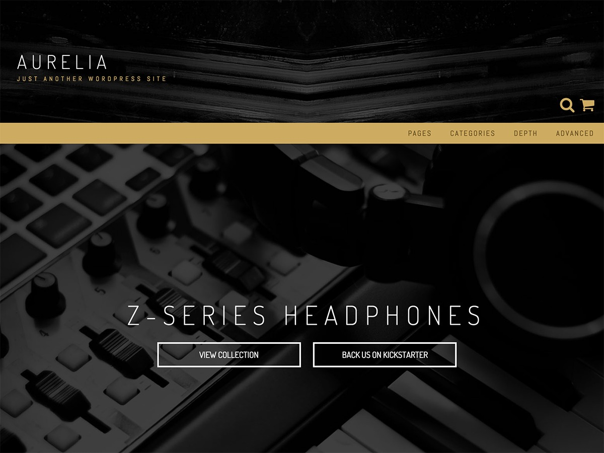 Relia Pro WordPress ecommerce theme