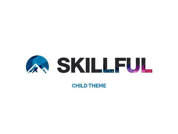 Skillful Child Theme WordPress magazine theme