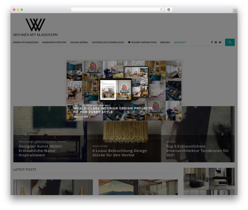 Free WordPress Ajax Pagination and Infinite Scroll plugin - wohnenmitklassikern.com