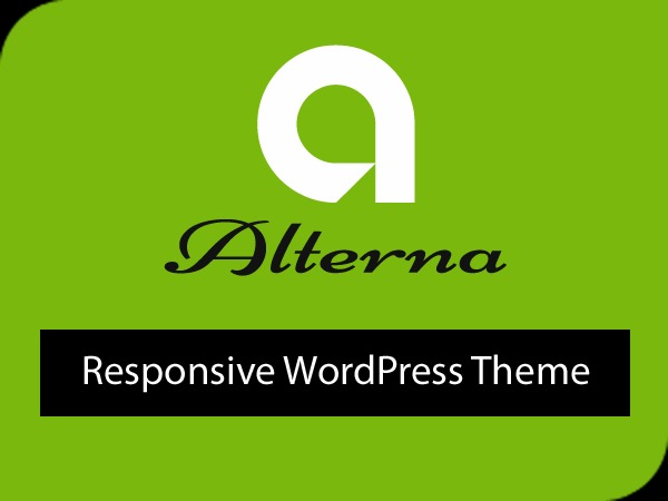 WordPress theme alterna7
