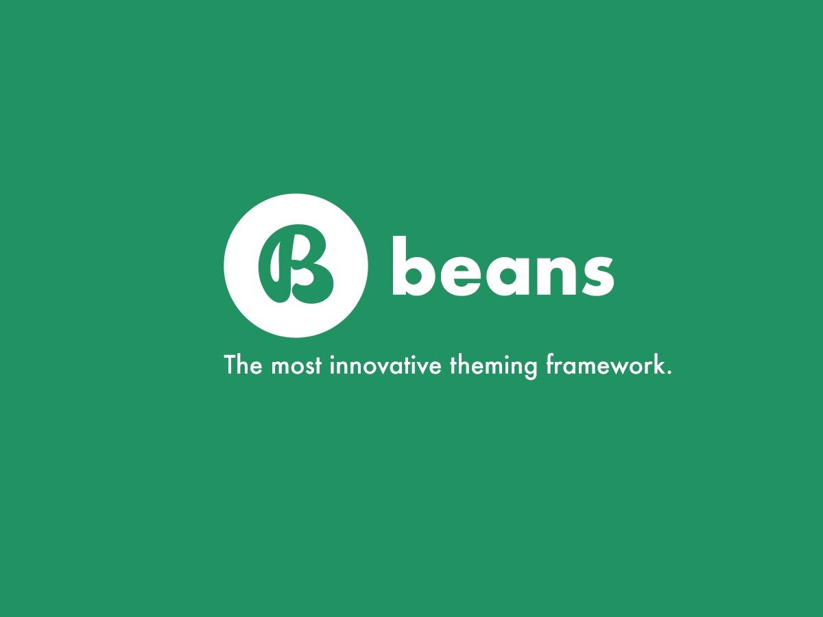 WordPress theme Beans child