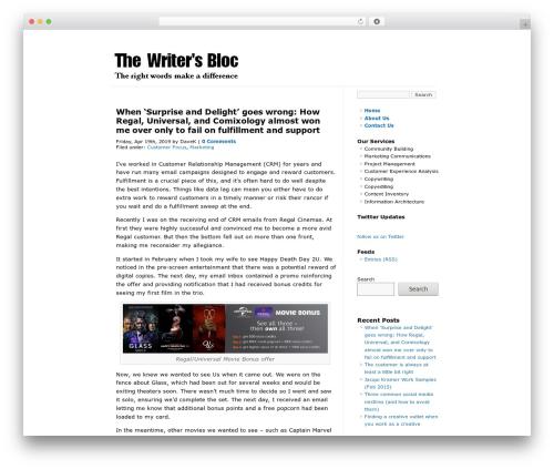 WP theme R755 - writersbloc.net