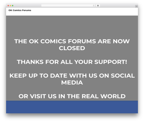 Zerif PRO theme WordPress - forums.okcomics.co.uk