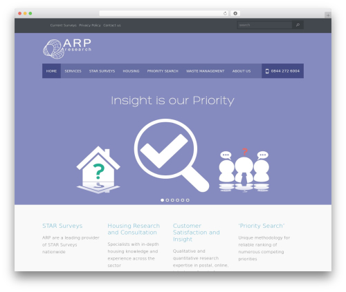 BUSINESS-ESSENTIALS-WP business WordPress theme - arp-research.co.uk