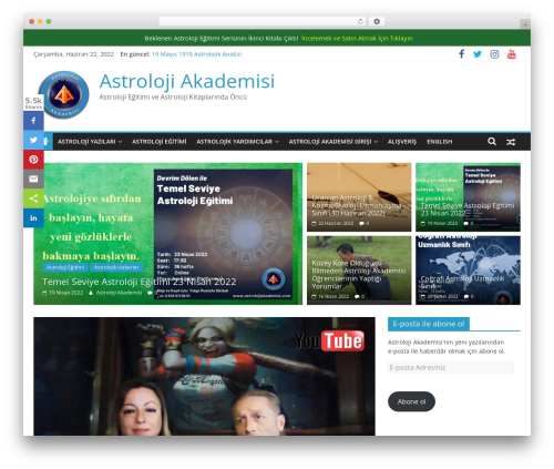 Free WordPress Podamibe Simple Footer Widget Area plugin - astrolojiakademisi.com