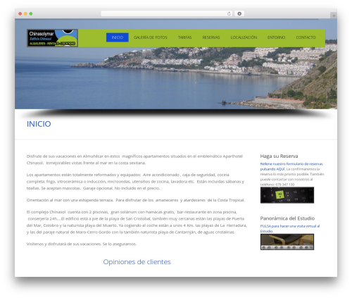 Free WordPress WP-SWFObject plugin - apartamentochinasolalmunecar.com