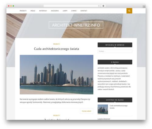 Bulan WordPress template free download - architekt-wnetrz.info